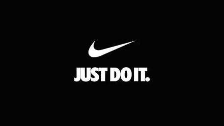 "耐克(NIKE)广告语""JUST DO IT"""