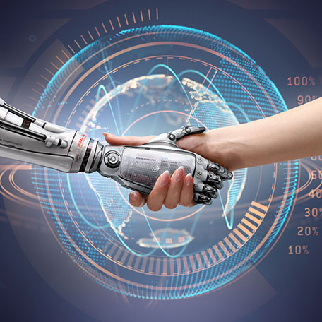 机器人与人类
