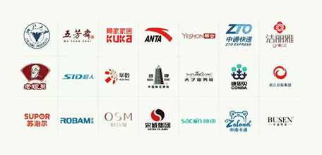 与裕阳知识产权集团合作的企业