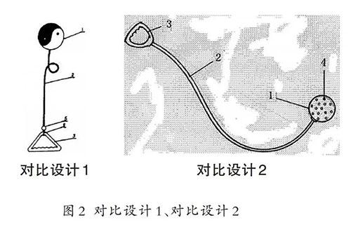 涉案专利申请的产品对比设计